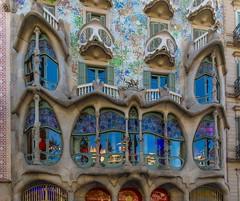 Barcelona 2014 (1) (José M. Arboleda) Tags: balcón gaudi casa batllo barcelona españa canon eos 5d markiii ef1740mmf4lusm jose arboleda josémarboledac
