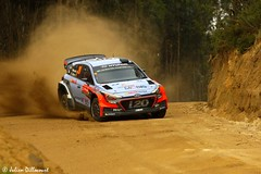 Thierry Neuville / Nicolas Gilsoul (Julien Dillocourt) Tags: vodafone rally rallye portugal 2016 wrc world championship shakedown baltar hyundai i20 thierry neuville nicolas gilsoul