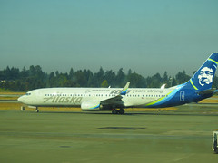 Alaska Airlines –  Boeing 737-990(ER) N248AK @ Seattle Tacoma (AviatorTravis) Tags: n248ak