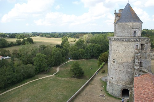 Apremont and it's chateau