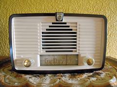 Radio PHILIPS BM115U de 1951 (henkjav1) Tags: de antiguos radios bulbos