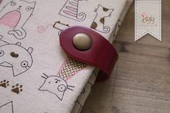 WA0048 Long Wallet (islyly) Tags: long handmade wallet linen cotton waterproof ykk longwallet islyly