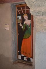 Valloria (073) (Pier Romano) Tags: doors painted liguria porte imperia artisti dipinte valloria dolcedo