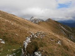 Distant peaks (Ivica Pavičić) Tags: mountain landscape outdoor ridge karawanks