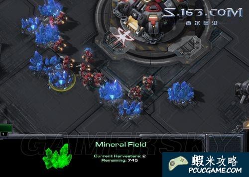 星海爭霸2 虛空之遺 新採礦機制戰術運用