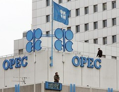 Oil costs barely greater as OPEC assembly looms (majjed2008) Tags: meeting higher prices slightly looms opec