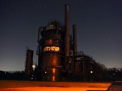 Gas Works and North (Sotosoroto) Tags: seattle night washington gasworks lakeunion gasworkspark
