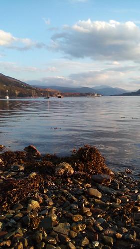 Port d'Ullapool, Écosse