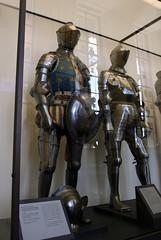 Philadelphia Museum Of Art 10-24-15 (MelenaMe) Tags: clothing suits helmet knights armor knight shield protection helmets bodyarmor medievalarmor