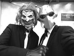 Sithmas (the_gonz) Tags: dc cool geek cosplay moth killer convention joker gotham comiccon killermoth sithmas geekscomiccon killermothcosplay doncastercomiccon batmankillermoth geekssithmas