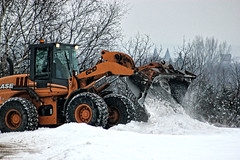 Case 621D (JimM2366) Tags: frontendloader case 621d loader loaders plowing plow plows plowsnowremoval snowremovalequipment snowplows snowplow snowremoval