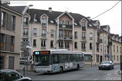 Irisbus Agora Line - Transdev Île-de-France – Établissement de Rambouillet / STIF (Syndicat des Transports d'Île-de-France) – Rbus n°05001 (Semvatac) Tags: semvatac photo bus tramway métro transportencommun irisbus agoraline 46dfh78 transdevîledefrance établissementderambouillet stif syndicatdestransportsdîledefrance rbus a ruesadicarnot rambouillet yvelines