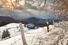 Salzburg (.martinjakab) Tags: schnee landscape winter snowscape x100t fujifilm wolken sunbeams landschaft austria ngc