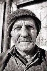 The Worker (mripp) Tags: people portrait human work worker georgia black white mono monochrome face gesicht faces gesichter art kunst reportage man sony rx1rii porträt personen
