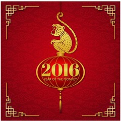 free vector Happy Year Of The Monkey 2016 Background (cgvector) Tags: 2016 2017 abstract animal art asia background banner card celebration character chicken china chinese cock concept culture decoration design elegant element festival frame gold golden graphic greeting happiness happy hen holiday illustration isolated lunar modern monkey nature new oriental ornament pattern prosperity red rooster shape sign style symbol traditional wallpaper year newyear happynewyear winter party chinesenewyear color event happyholidays winterbackground