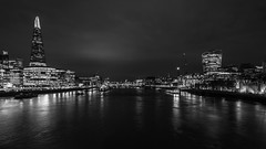London (Luca Vegetti Photography) Tags: londra london city europe uk england architecture architectureporn architecturephotography night blackandwhite cityscape longexposure nikon