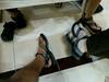 Feet & Sandals (Raditya Jati) Tags: friends banyuwangi eastjava cafe coffee hangout