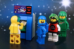 Why can't we use Bitcoins in Space? (Lesgo LEGO Foto!) Tags: lego minifig minifigs minifigure minifigures collectible collectable legophotography omg toy toys legography fun love cute coolminifig collectibleminifigures collectableminifigure legomovie benny spaceman classicspaceman space man 1980somethingspaceguy spaceguy guy mtron spacepolice police mtronastronaut astronaut cuusoo cuusoogreenastronaut greenastronaut green yve exosuit exo suit atmmachine atm autotellermachine auto teller machine automatedtellermachine automatictellermachine automatedbankingmachine cashpoint cash cashmachine flickrunitedaward