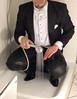 white-tie-shower-1_10300367293_o (shinydressshoes) Tags: tails tailcoat tuxedo suit muddy gunge wet shiny shoes shinyshoes leather patent dressshoes groom wedding whitetie frack formal shower lackschuhe lackschuh