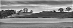 Brooding skies .............. (Alan Burkwood) Tags: nottinghamshire landscape brooding sky