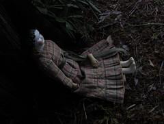 ZUT ALORS_china doll (Kestner? Kister?) _1860 (leaf whispers) Tags: shoulder head doll china german germany porcelain artist art obsolete light chiaroscuro shadow natural highcontrast nophotoshop victorian tartan scottish colerette tete buste poupee highbrow parian porcelaine antique old leather hands ancienne arms cloth body civil war covered wagon sculpted curls flat top original kestner rare handmade vernissee folk vintage spirit haunted cracked broken decayed beauty distressed toy bizarre dame xixe siecle buy auction sale rain wet
