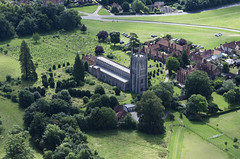 Long Melford Holy Trinity Church aerial image (John D F) Tags: longmelford suffolk aerial church aerialphotography aerialimage aerialphotograph aerialimagesuk aerialview britainfromabove britainfromtheair droneview viewfromplane hirez hires highresolution churches