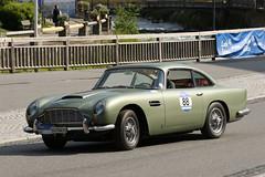 Aston Martin DB5 (1965) (Roger Wasley) Tags: aston martin db5 1965 arlberg classic car rally 2016 lech alps austrian europe