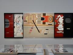 Centre Pompidou (Fontaines de Rome) Tags: paris centre pompidou musée art moderne exposition kollektsia contemporain urss russie triptyque 32 inconcevabilité etre vladimir yankilevsky