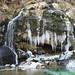 Waterfall Virje.Bovec,Slovenia.