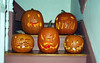 lb-024-2002-020 (Paul-W) Tags: halloween 2002 pumpkins jackolanterns carved faced light candles