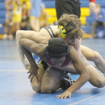 LHS Wrestling Varsity, v Westside, KO Tourney, 12-30-2016