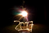 Happy New Year for 2017! (5PR1NK5 Photography • Off The Beaten Track Urban) Tags: happy new year nye 2017 2016 fresh start party celebration beginings best wishes seasons greetings london surrey alexanderpark recreation ground park epsom goodwill happiness health success fireworks cathrine wheel sparklers light painting dark night canon photography 5pr1nk5 positive vibes good times