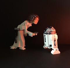 A New Hope (Miro78) Tags: starwars lego anewhope stolenplans princessleia leia r2d2 brickbuilt miro78