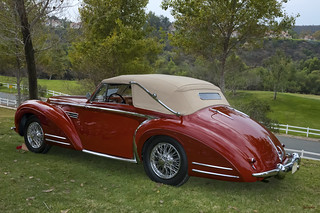 1947 Delahaye 135 MS Chapron Cabriolet--- EXPLORED