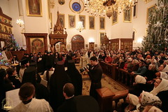 144. Nativity of the Lord at Lavra / Рождество Христово в Лавре 07.01.2017