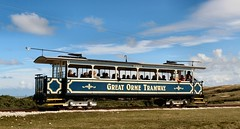 Photo of LLandudno tramway on the Great Orme