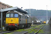 33202 33103 37670 St Blazey (Waddo's World of Railways) Tags: 33103 103 33 331 332 202 33202 crompston sulzer diesel engine loco locomotive rail railway track line depot stblazey fragonsetrailways fragonset dieseldepot fuelpoint cornwall par uk england train wagons building sky class33 slimjim bagpipe locomotives locos november 2004 railtour tour charter refuel shed stblazeydepot stblazeycornwall sidings yard 670 37670 37