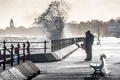 New Brighton. Jan 2017-268 (revpdwilson) Tags: cheshire newbrighton nikon28300mmvr nikond750 seaside wallasey winter wirral landscape naturallight