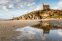 Chapelle St Maurice (Oric1) Tags: 22 canon côtesdarmor france morieux paysage stmaurice armorique breizh bretagne brittany chapelle ciel eos hiver landscape reflection reflet sky sigmaart1835mmf18 oric1 jeanlucmolle sigma1835mmf18dchsmart