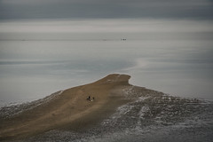 a point of conversation (stocks photography.) Tags: michaelmarsh photographer whitstable seaside coast beach tankerton thestreet