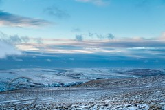 January Snow 2017 045 -  Wessenden Head (Mark Schofield @ JB Schofield) Tags: huddersfield pennines pennineway moors moorland peat nationalpark thenationaltrust marsden scammonden pulehill marchhaigh wessenden wessendenvalley meltham wessendenhead reservoir water watershed snow winter landscape bog rock ice outdoors open space panoramic canon 5dmk3 holmemoss mast