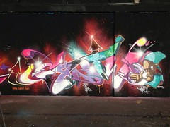 Can Two SUK (inking systems) Tags: cantwo suk graffiti wall