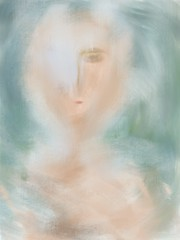integration (monowave) Tags: human woman light abstract portrait painting ios mobile