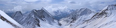 Courmayeur, Italy (kostiainen86) Tags: sony nex5r italy mountain outdoor snow sky panorama view cloud courmayeur