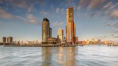 Last Light in Rotterdam (Wim Boon (wimzilver)) Tags: leefilter canon wimboon rotterdam holland hny nederland sunset canonef1635mmf4lisusm canoneos5dmarkiii lee09softgrad