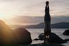 Lake Tahoe (lisavphotog) Tags: fujifilm sunset handstand hand stand lake zen