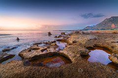 Last Light III (Michele Naro) Tags: macari sicily sicilia sizilien sicile sea see samyang14mmf28 sanvitolocapo trapani tramonto sunset sonnenuntergang nikond610 italien italy italia italie