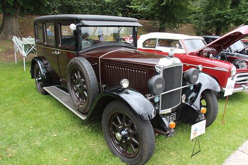 1927 Vauxhall R Type 20/60 Saloon