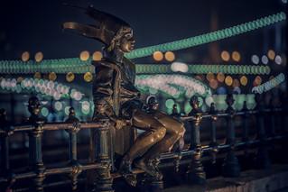 Little Princess statue