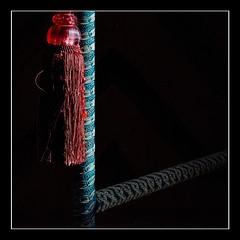 Accessoire (toletoletole (www.levold.de/photosphere)) Tags: fujixt2 marokko zagora fuji tassel accessoire troddel still zagora2011